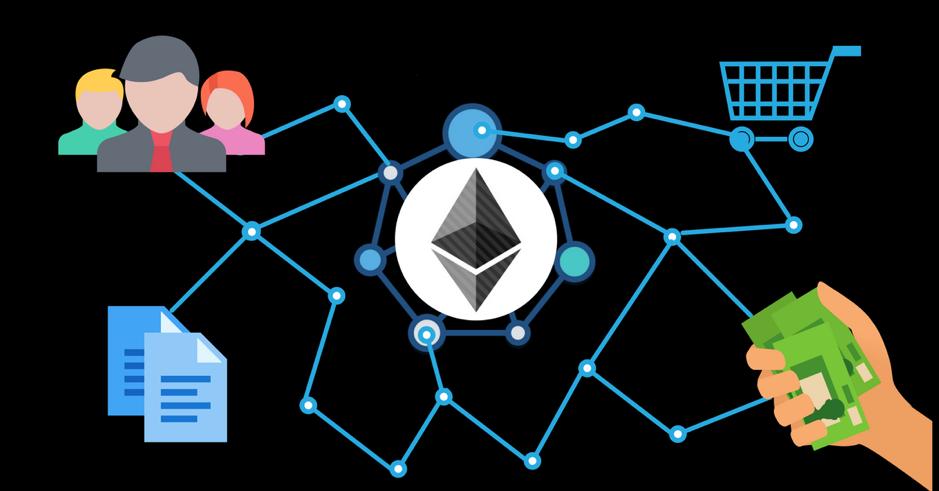Ethereum được ứng dụng rộng rãi